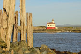 Coquille River — Stock Photo