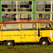 Old Bus — Stock Photo