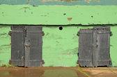 Battery Mendell — Stock Photo
