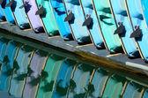 Paddle Boats — Stock Photo