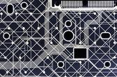Computer Patterns — Stock Photo