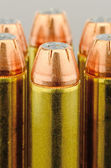 Handgun Bullets — Stock Photo