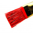 Red Paint Brush — Stock Photo #43125187