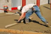 Betonové podložky — Stock fotografie