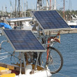 Solar Boat — Stock Photo