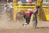 Bull Ride — Fotografia Stock