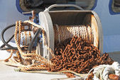 Crab Floats — Stock Photo