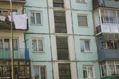 Old building facade — Stock Photo