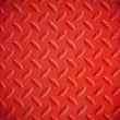 Red dirty metal pattern background. — Stock Photo #32100925