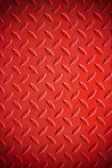 Red dirty metal pattern background. — Stock Photo