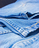 Close up jeans trousers. — Stockfoto