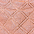 Brown leather pattern background. — 图库照片