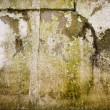 Old dirty concrete wall. — Stock Photo