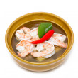 Tom yum kung, — Stock Photo