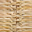 Stock Photo: Bamboo mat background.