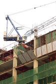 Construction building. — Stock Photo