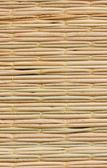 Bamboo mat background. — Stock Photo