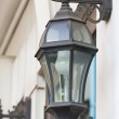 Antique outdoor wall lamp. — Stock Photo #32534197