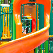 Colorful playground for children. — Stock Photo
