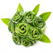 Rose of Pandan leaf — Foto Stock