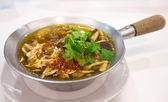 Fish Maw Soup. — Stock Photo