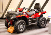 Polaris ATV — Stock Photo