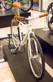 Angl bicycles on display — Stock Photo