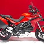 Постер, плакат: 2013 Ducati Multistrada Model