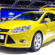 Ford Focus car on display — Stock Photo