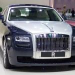 Rolls Royce Phantom Spirit — Stock Photo