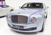 Bentley mulsanne coche — Foto de Stock