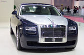 Rolls Royce Phantom Spirit — Stock Photo