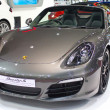 Stock Photo: Porsche Boxster S car on display