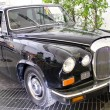 Daimler Sovereign Series III Vanden Plas 4200 cc on display — Stock Photo
