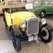 Austin Seven 747 cc on display — Stock Photo