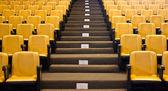 Empty Seminar Seat. — Stock Photo