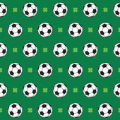 Futbol ya da futbol tasarlamak vektör — Stok Vektör