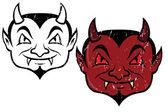 Little devil — Stock Vector