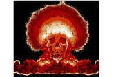 Atomic bomb — Stock Vector
