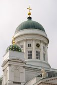 Helsinki, Lutheran Cathedral — Stock Photo