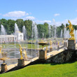 Stock Photo: Peterhof, near St. Petersburg, Russia