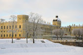 Gatchina Palace, suburb St. Petersburg, Russia — Stock Photo