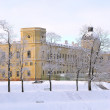 Stock Photo: Great GatchinPalace in Gatchina, near Petersburg, Russia.