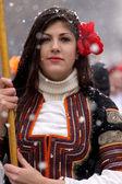 Kuker festival Bulgaria — Stock Photo