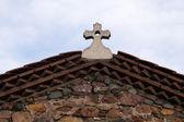 Orthodox cross — Stock Photo