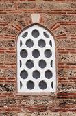 Window of the mosque — Stock Photo