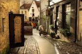 Street of Tallinn — Stock Photo