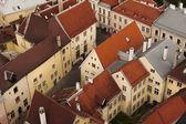 Tallinn from above — Stock Photo