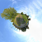 Little Planet — Stock Photo