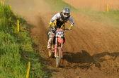Motocross — 图库照片